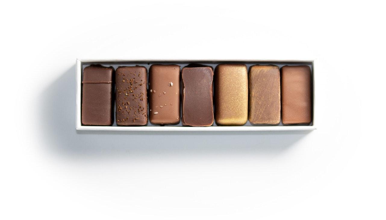 Candide Schokoladen - Favoriten - 7er